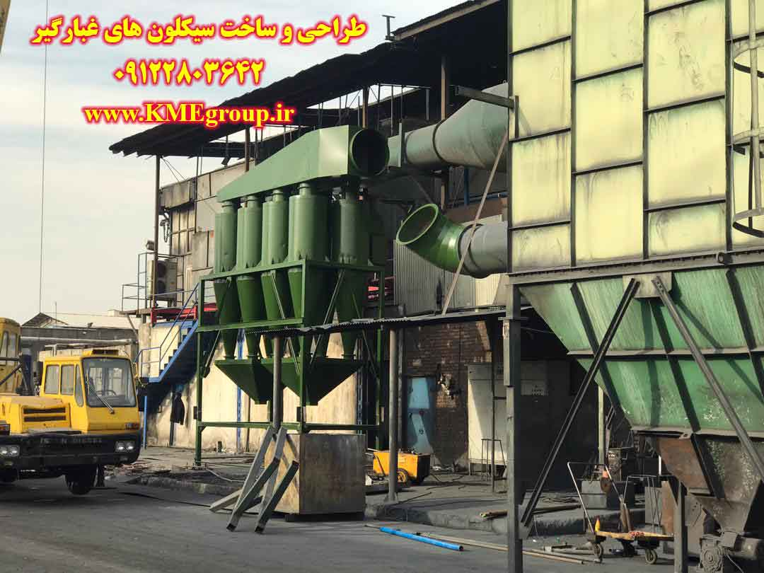 Cyclone Dust Collector3